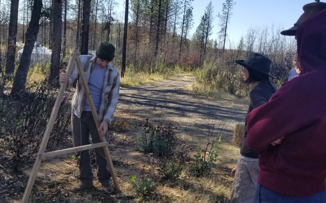 Fire Resilience on Your Land: Water Flow and Soil Hydration